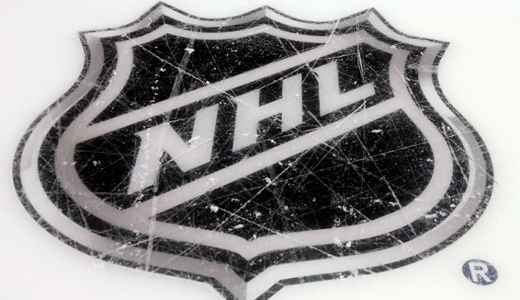 nhl logo led